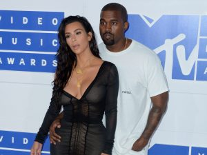2016 MTV Video Music Awards - Red Carpet Arrivals Featuring: Kim Kardashian, Kanye West Where: New York, New York, United States When: 29 Aug 2016 Credit: Ivan Nikolov/WENN.com