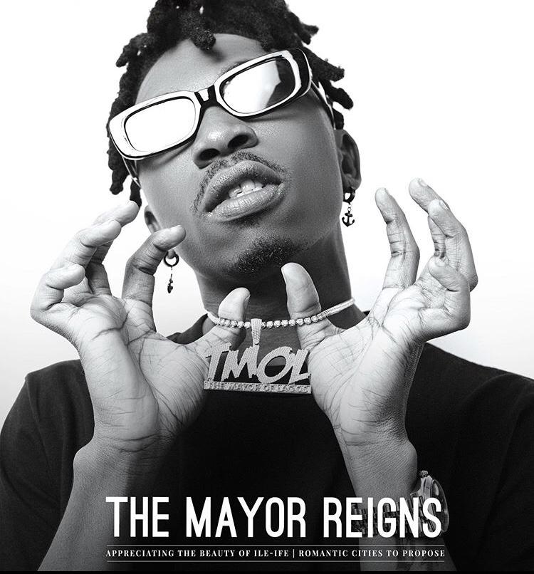 Mayorkun – Ma Pariwo (Cover)